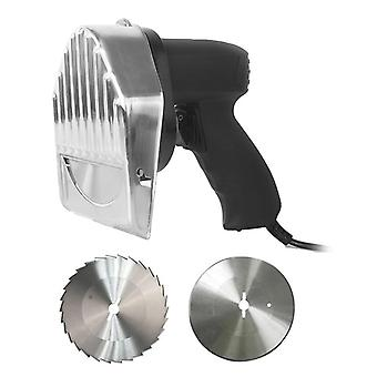 Electric Kebab Slicer Cutter And Gyros Kitchen Food Processors