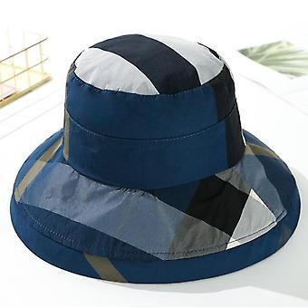 Cappello floppy sole da spiaggia estiva femminile