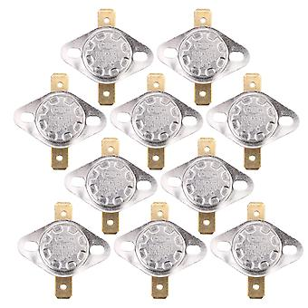 10pcs 90 Centigrade Temperature Control Switch Control Thermal Switches