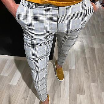 Mens Joggers Slim Fits Pantaloni Casual, Pantaloni Pantaloni, Gym Suit Skinny