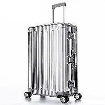 Aluminiu mare cărucior de bagaje