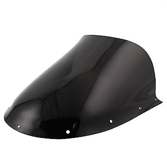 Airblade Dark Smoked Double Bubble Screen per Ducati 748 916 996 R 998 1994-02