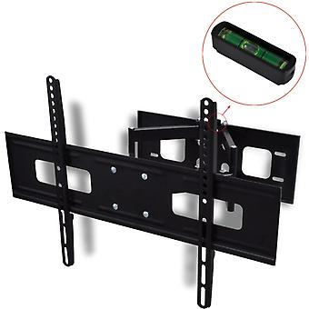 vidaXL double bras de la TV support mural pivotable 3D 600 x 400 mm 37» - 70»