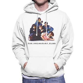 El Breakfast Club Classic Photo Of Characters Men's Hooded Sweatshirt