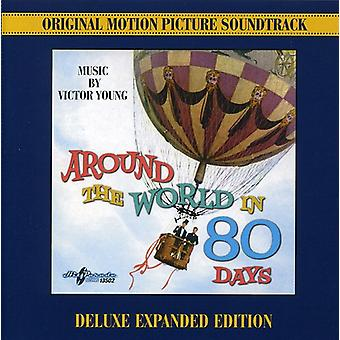 Various Artists - Around the World in 80 Days [Original 1956 Soundtrack] [CD] USA import