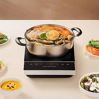 Mijia A1 2100W Smart Home induktio liesi Max 9-tila Lämpö Nopeampi tarkka ohjaus Food Heater Cookto