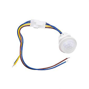 Led 110v 220v Smart Switch Pir Infrared Motion Sensor Switch Auto On Off Light