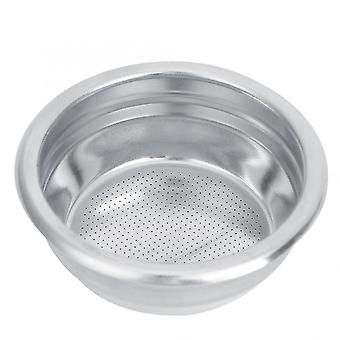 Single Double Porous Filter Bowl Basket Semi-automatic Coffee Machine