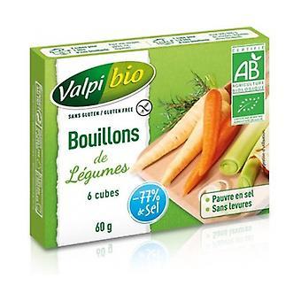 Vegetables soup 6 units