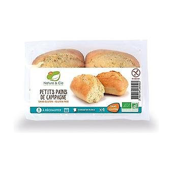 Gluten-free country bread 240 g