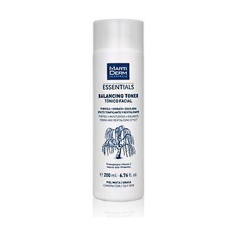 Combination-Oily Skin Facial Toner 200 ml