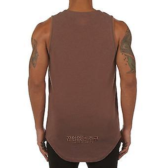 Men's fitness sports quick-drying vest M33