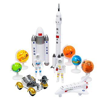 Space Exploration Toy Suit repülési rakéta modell
