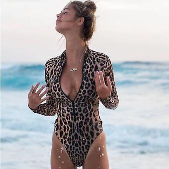 Women Print Floral Bathing Suit Retro Bathing Suit Beachwear