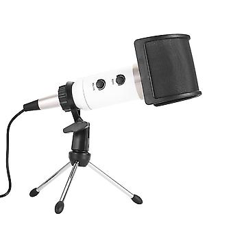 Professional U Shape Double Layer Recording Studio Microphone