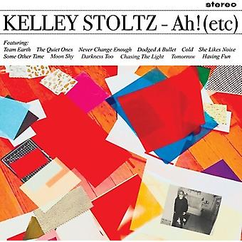 Stoltz,Kelley - Ah! (Etc) [Vinyl] USA import