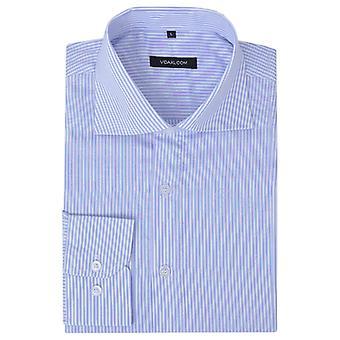 Men's Business Stripe Size M