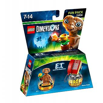 ET Lego Dimensions Fun Pack