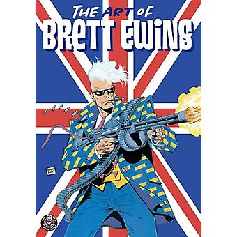 The Art of Brett Ewins by Brett Ewins - 9780956914903 Book
