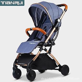 Plane Lightweight Portable Travelling Pram, Baby Stroller