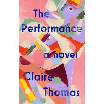 Claire Thomasin esitys