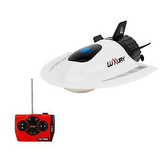 Çocuklar çocuklar için oyuncak mini rc denizaltı tekne oyuncak uzaktan kumanda su geçirmez dalış yılbaşı hediyesi oluşturun