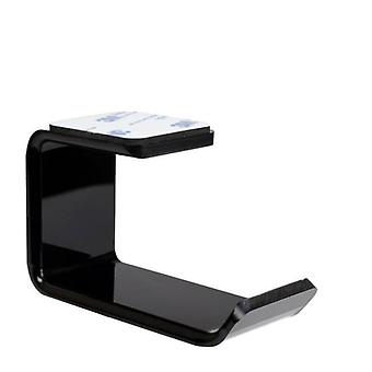 Wall Mounted, Space Saving, Acrylic-headset Holder Hanger/stand