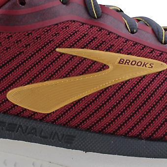 Brooks Adernaline GTS 20 Red/Gold-Ebony 120296 1B 639 Women's