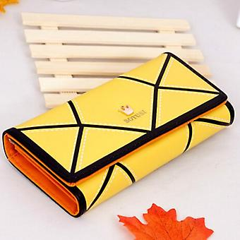 New Korean Version Women's Wallet, Mobile Phone Bag