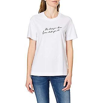 ESPRIT Collection 021EO1K313 T-Shirt, 100/white, XXL Women