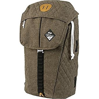 Nitro Snowboards 2018 Casual Backpack, 46 cm, 28 liters, Green (Burnt Olive)