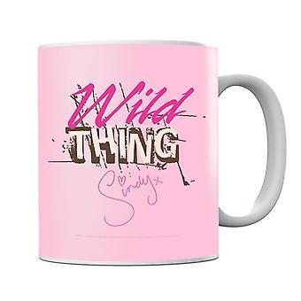 Sindy Wild Thing -muki
