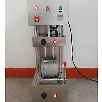 Máquina de pizza de cono de acero inoxidable, Producción