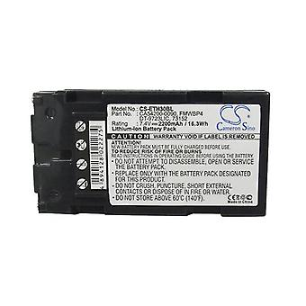 Cameron Sino Eth30Bl Battery Replacement For Antares Barcode Scanner