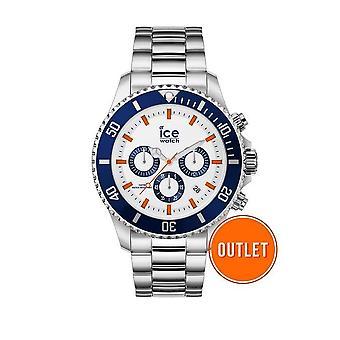 Ice Watch - ICE الصلب - المحيط الأزرق - كبير - CH - 017673