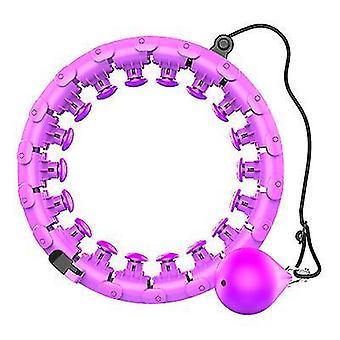 Violet ne laissera pas tomber hula cerceaux intelligents2021 nouvelle version abdomen équipement de remise en forme x1374