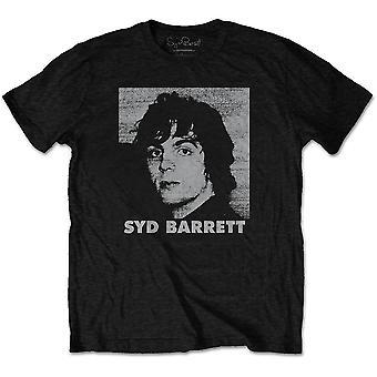 Syd Barrett - Headshot Men's X-Large T-Shirt - Black