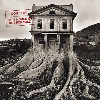 Bon Jovi - This House Is not For Sale CD