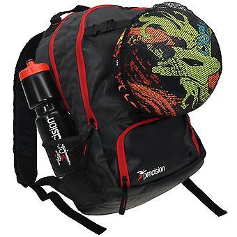 Precision Pro HX Back Pack kuulatelinehiilellä - musta/punainen