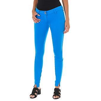 MET pantalones de mujer Gefer/J azul claro