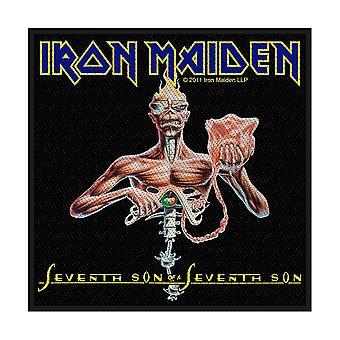 Iron Maiden - Seventh Son Standard Patch