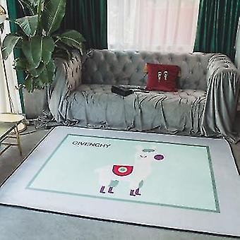 Crawling Pad Nordic Living Room Door Bedroom Lovely Home Simple Modern Carpet