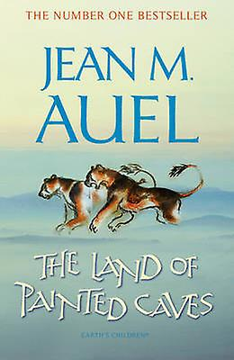 Land of Painted Caves by Jean M Auel