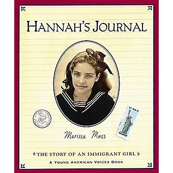 Hannahs Journal-tekijä Marissa Moss