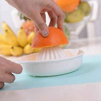 Fruit Press Squeezer Plastic Juicer Juice Lemon Manual Citrus Hand