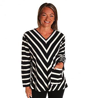 MASAI CLOTHING Masai Black Top 1004367 Belina