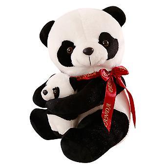 YANGFAN Panda Poupée En peluche Animal Peluche Mignon jouet pour enfants