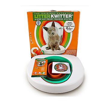 Kit de formation toilet de haute qualité train professionnel amour chats propres utiliser des toilettes humaines faciles à apprendre litière boîte de toilettes cadeau