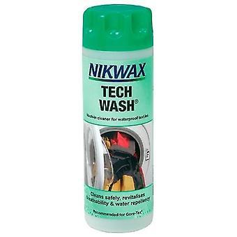 Nikwax TECH WASH Cleaner 300ml (BOX 12) [181P12]