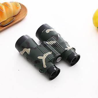 Child Binocular, Child Kid Outdoor Birding Maginification Binocular Shock Proof Toy Binoculars